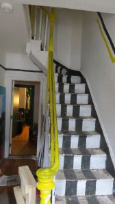 Front Entry / Stairs