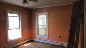 2nd Floor Rear Bedroom (smoke damage)