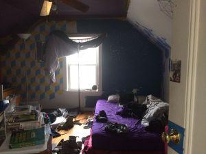 Attic Right Room