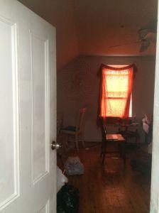 Attic Left Room