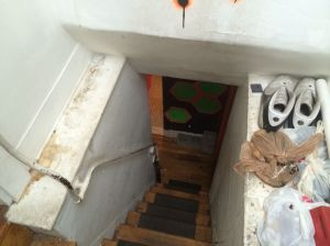 Down Attic Stairs
